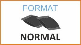 Format Norml