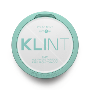 Klint Polar Mint Slim Nicotine Pouches