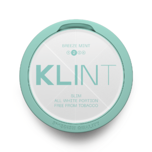Klint Breeze Mint Slim Nicotine Pouches