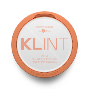 Klint Honeymelon Slim Nicotine Pouches